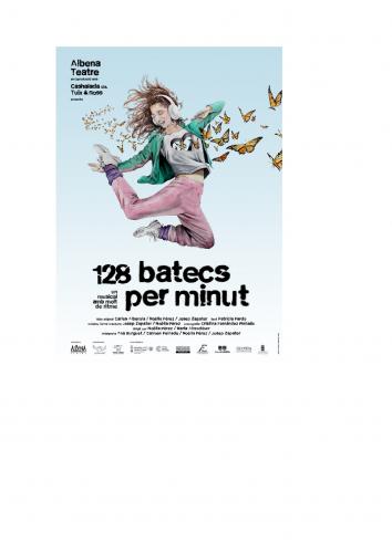 128 BATECS PER MINUT